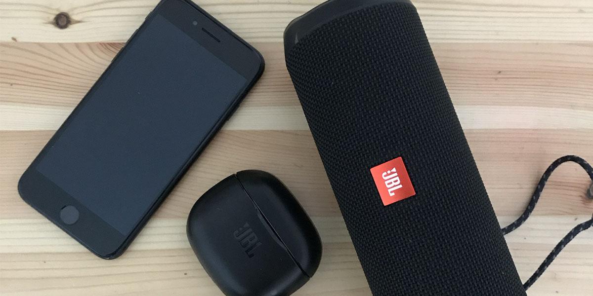 JBLのワイヤレス・Bluetooth商品をご紹介