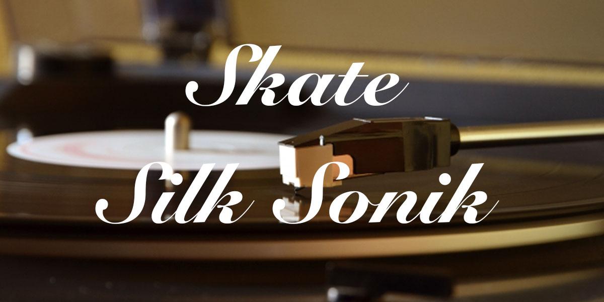 Silk Sonik Skateの記事トップ画像